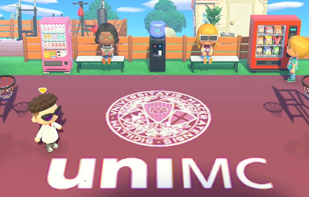 L'Università di Macerata è il primo ateneo al mondo a sbarcare su Animal Crossing: New Horizons!
