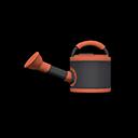 Annaffiatoio da campeggio (Rosso)