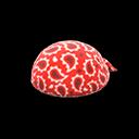 Bandana con motivo paisley (Rosso)