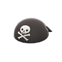 Bandana da pirata (Nero)