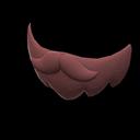 Barba da pirata (Colore dei capelli)