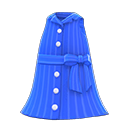 Camicione smanicato (Blu)