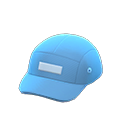 Cappellino di jeans (Blu chiaro)