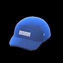 Cappellino di jeans (Blu)