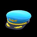 Cappello da pilota (Blu chiaro)