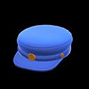 Cappello da studente (Blu)