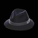 Cappello di feltro (Nero)