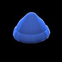 Cappello di maglia (Blu)