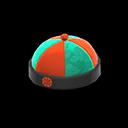 Cappello di seta (Verde)