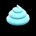 Cappello gelato (Celeste)