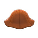 Cappello tulipano (Marrone)