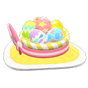 Cappello uova da sera (Variopinto)