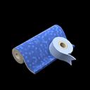 Carta da regalo blu marino
