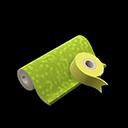 Carta da regalo gialloverde
