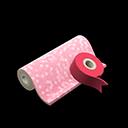 Carta da regalo rosa