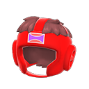 Casco (Rosso)