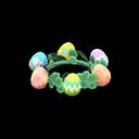 Corona caccia all'uovo (Variopinto)