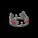 Corona tesoro pirata (Argentato)