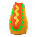 Costume hot-dog (Senape)