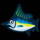 Marlin blu