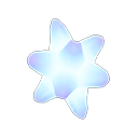 Frammento di stella grande