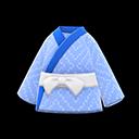 Giacca giapponese da mare (Blu)