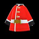 Giacca militare (Rosso)