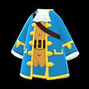 Giaccone da pirata (Blu)