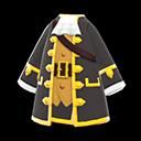 Giaccone da pirata (Nero)