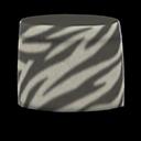 Gonna animalier (Zebra)
