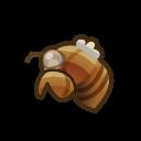 Esuvia di cicala