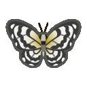 Farfalla carta di riso
