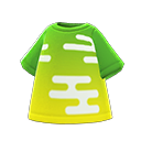Maglietta nebbia (Verde)