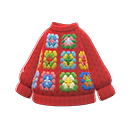 Maglione di mamma (Trapuntato)