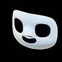 Maschera idratante (Bianco)