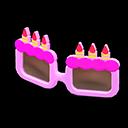 Montatura da compleanno (Rosa)