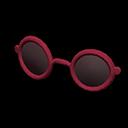Montatura piccola (Rosso lampone)