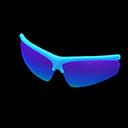 Montatura sportiva (Blu chiaro)