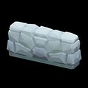 Muretto di pietra
