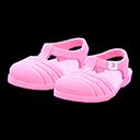 Paio di sandali da mare (Rosa)