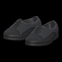 Paio di scarpe da impiegato (Nero)