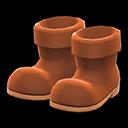 Paio di stivali leggenda (Marrone)