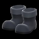 Paio di stivali leggenda (Nero)