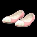 Paio scarpe sirena (Rosa)