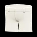 Pantaloncino classico (Bianco)