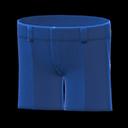 Pantaloncino classico (Blu marino)