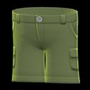 Pantaloncino con tasche (Avocado)