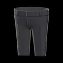 Pantalone al polpaccio (Nero)