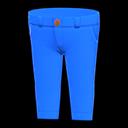 Pantalone chino (Blu)