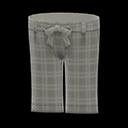 Pantalone da gaucho (Grigio)